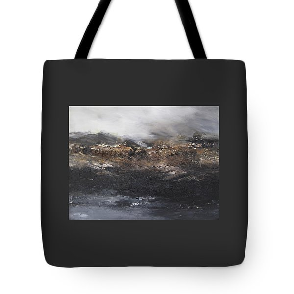 Beyond The Cliffs Tote Bag