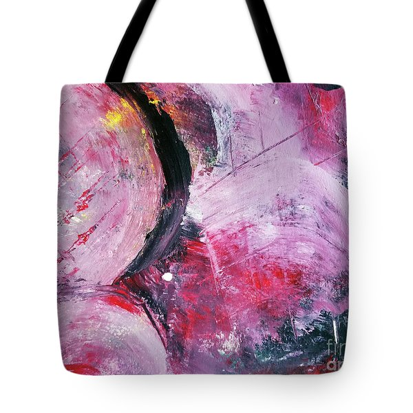 Beyond The Confines Tote Bag by Maura Satchell