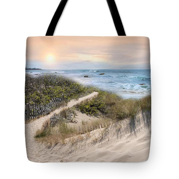 Beyond The Dunes Tote Bag