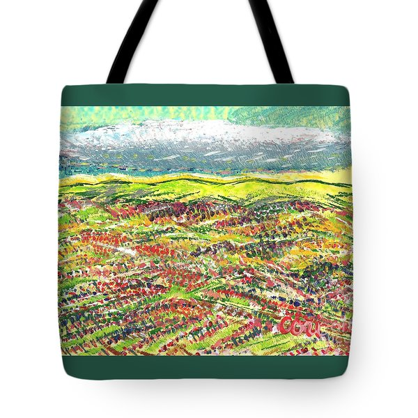 Beyond The Foothills Tote Bag