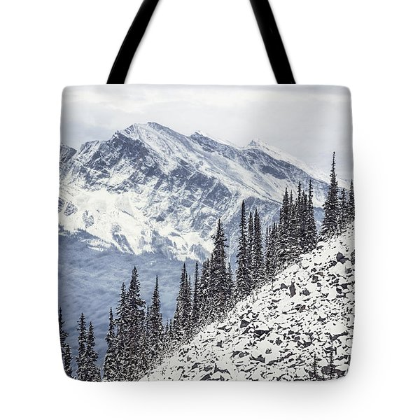 Beyond The Northern Hills Tote Bag