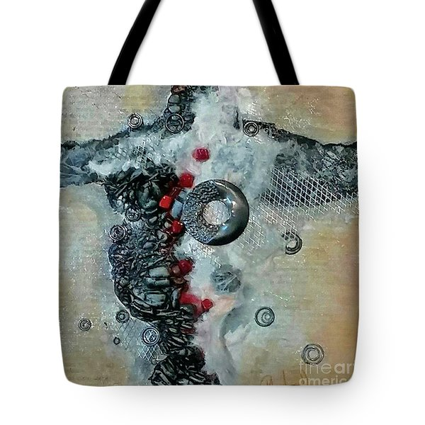 Beyond The Obvious Tote Bag