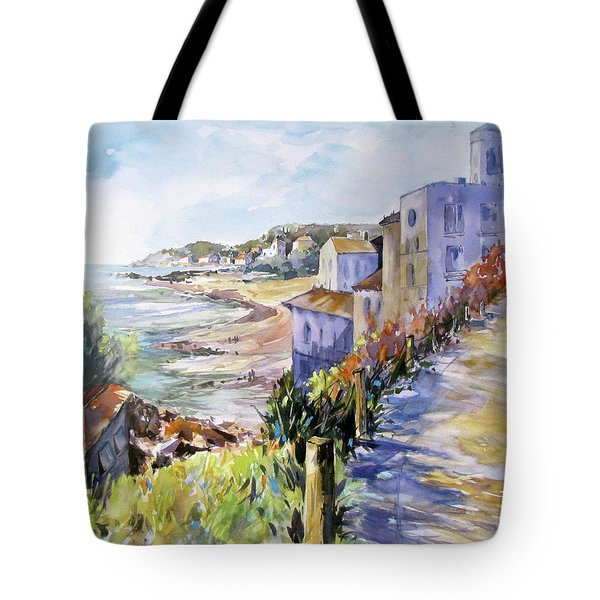 Beyond The Point Tote Bag