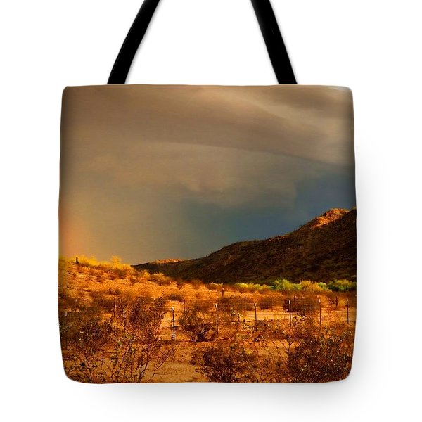 Beyond The Rainbow Tote Bag