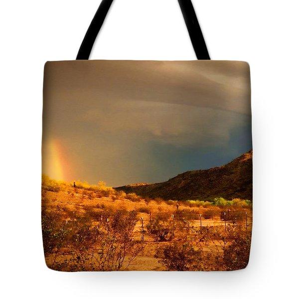 Beyond The Rainbow Tote Bag