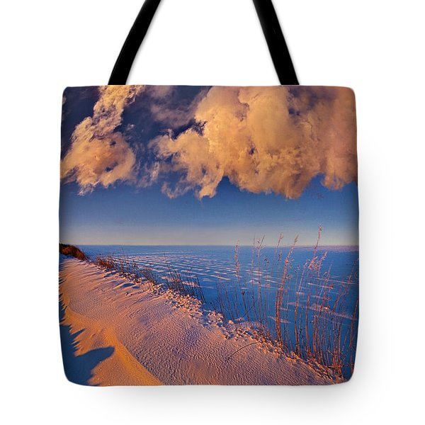 Beyond The Reaches Tote Bag