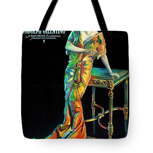 Beyond The Rocks 1922 Tote Bag