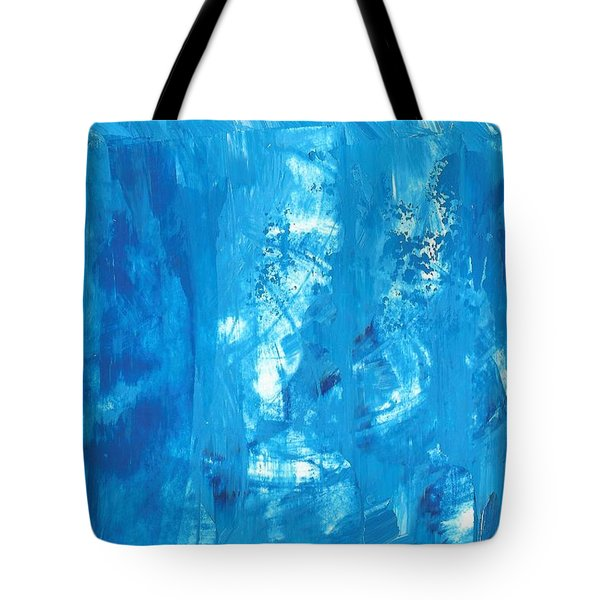 Beyond The Sea Tote Bag
