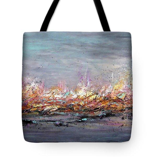 Beyond The Surge Tote Bag