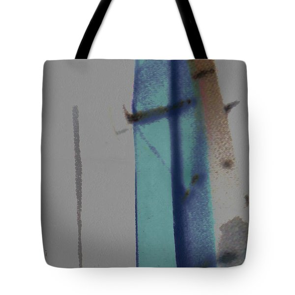 Tote Bag featuring the digital art Beyond The Veil by Ken Walker