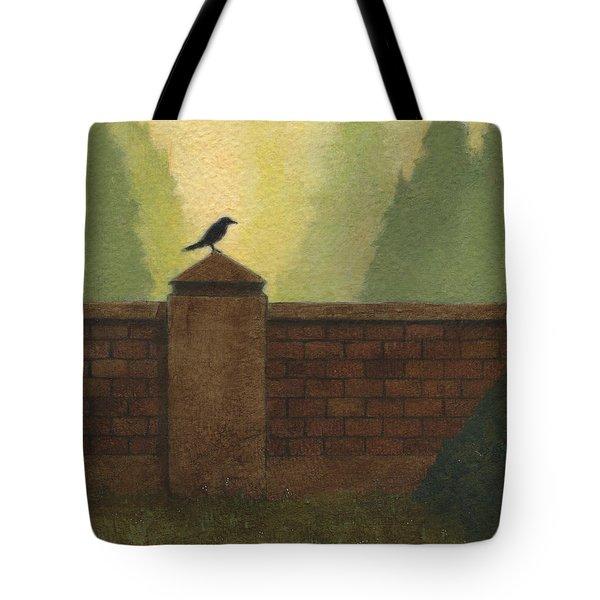 Beyond The Wall Tote Bag