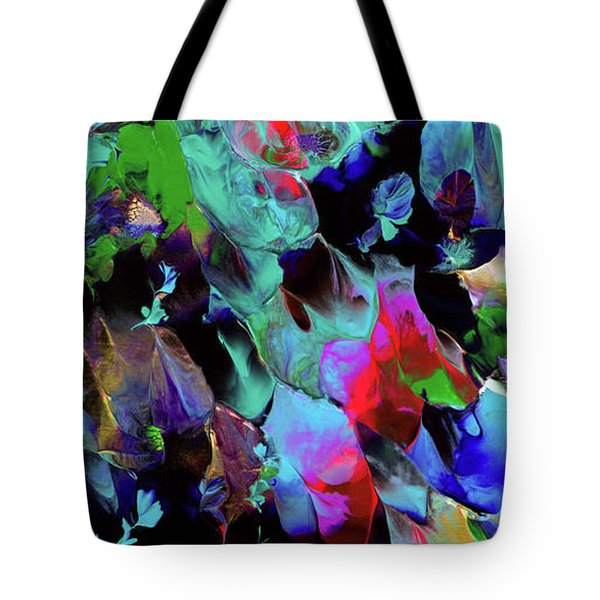 Beyond The Webbed Galaxy Tote Bag