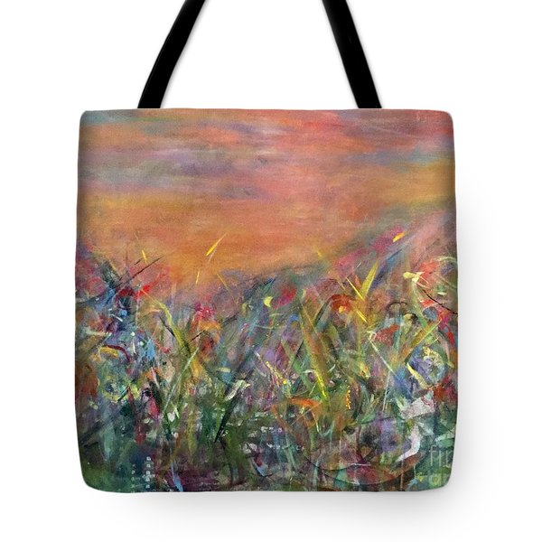 Beyond The Wild Tote Bag