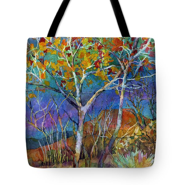 Beyond The Woods Tote Bag