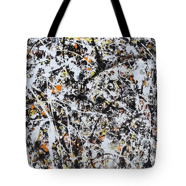Beyond This Place Tote Bag