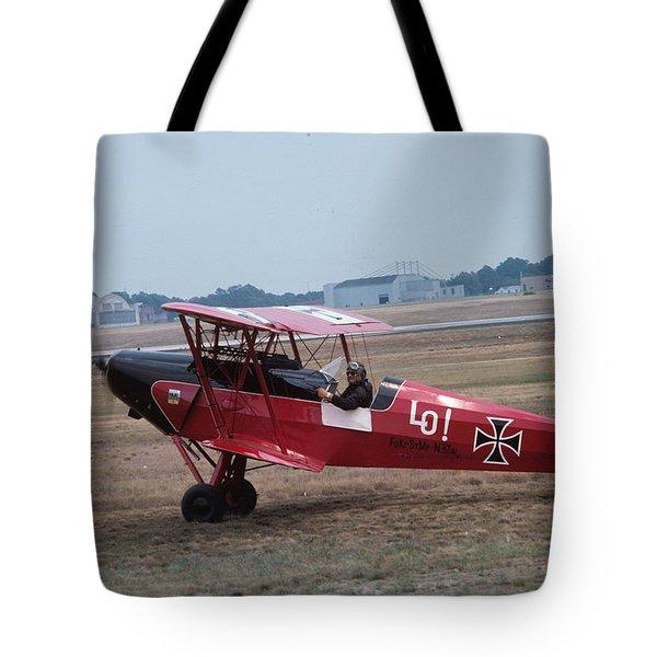 Bi-wing-7 Tote Bag