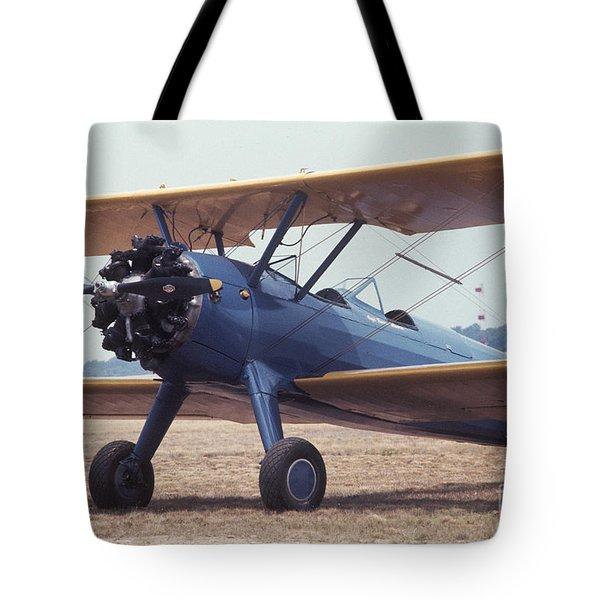 Bi-wing-8 Tote Bag