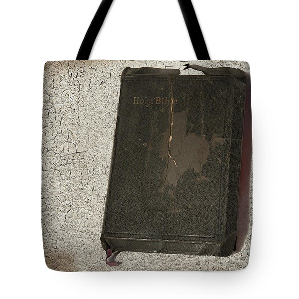 Bible Tote Bag