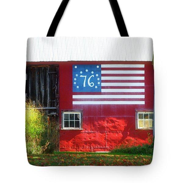 Bicentennial Tote Bag