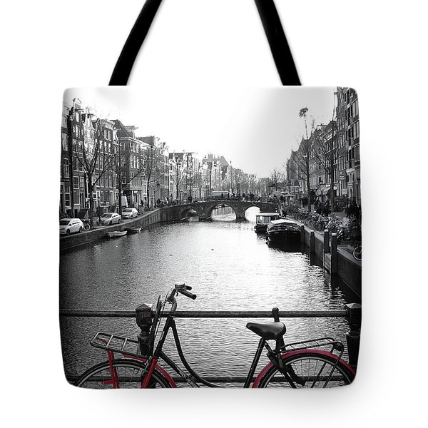 Bicycle 2 Tote Bag