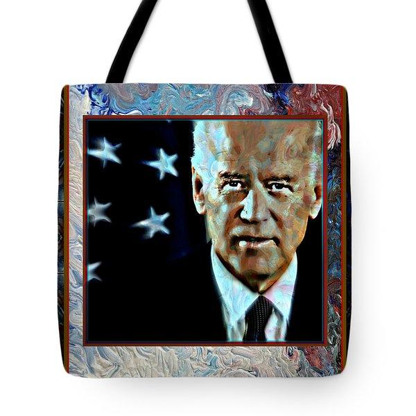 Biden Tote Bag by Wbk