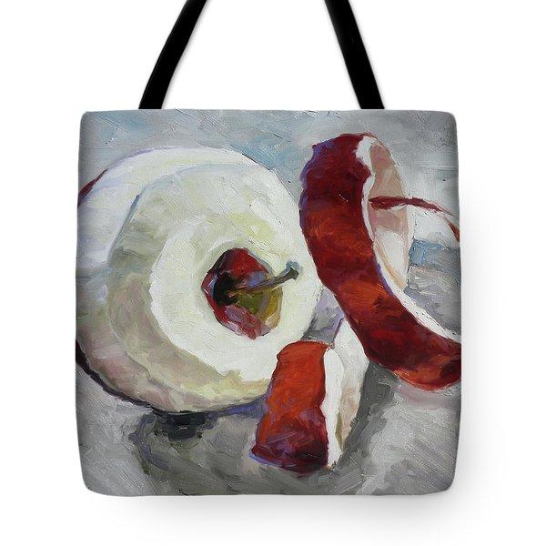 Big Apple Tote Bag
