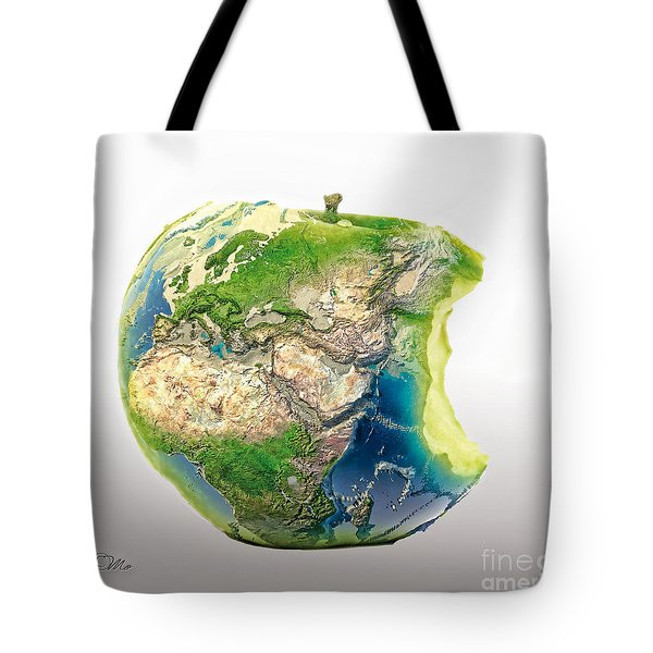 Big Apple Tote Bag