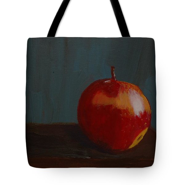 Big Apple Tote Bag by Russell Smidt