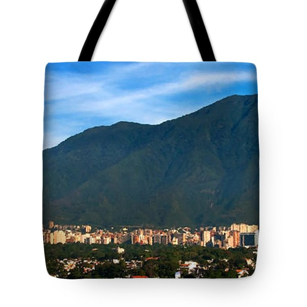 Big Avila Tote Bag