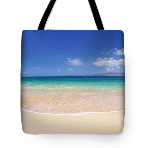 Big Beach Tote Bag