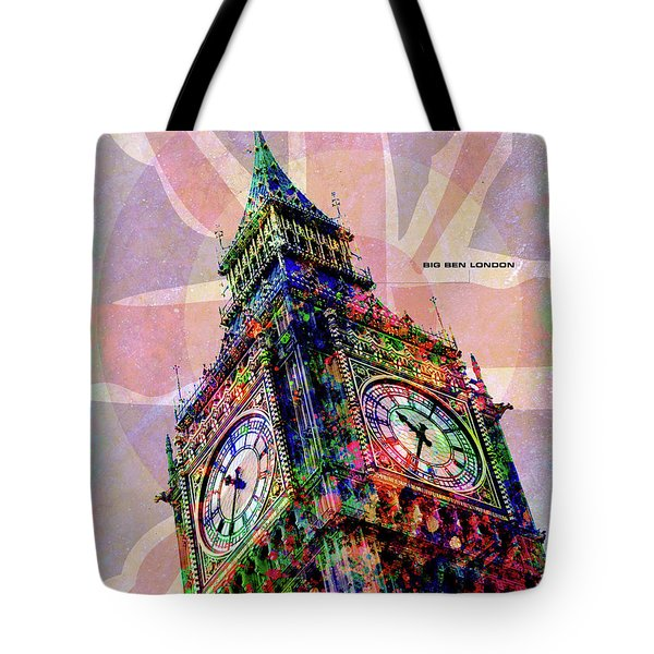 Big Ben Tote Bag by Gary Grayson