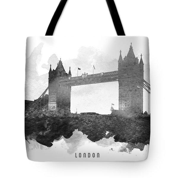Big Ben London 11 Tote Bag