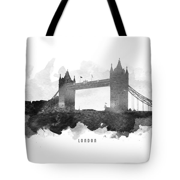 Big Ben London 11 Tote Bag