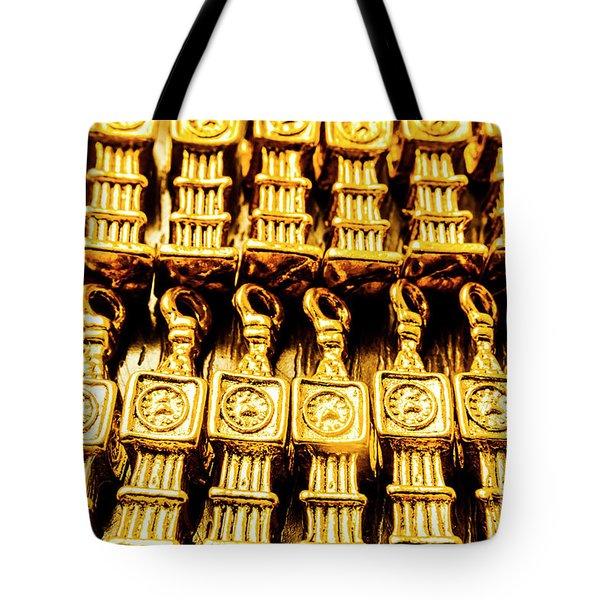 Big Ben The Clock Collector Tote Bag