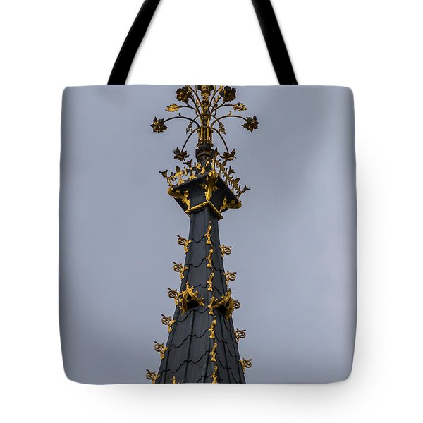 Big Ben Top Tote Bag