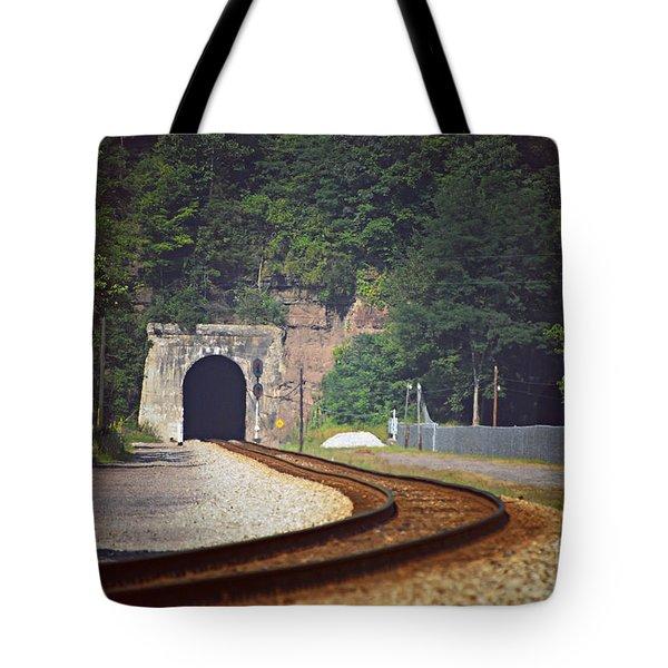 Big Bend Tunnel  Tote Bag