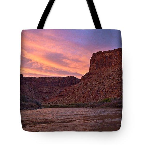 Big Bend, Utah Tote Bag