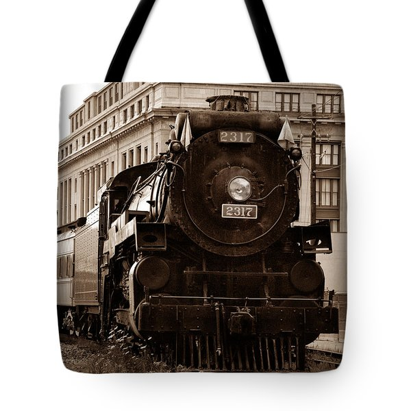 Big Boy... Tote Bag by Arthur Miller