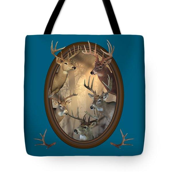 Big Bucks Tote Bag