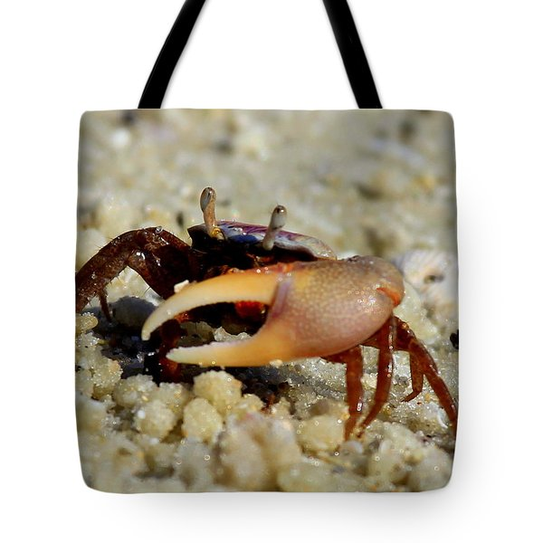 Big Claw Tote Bag