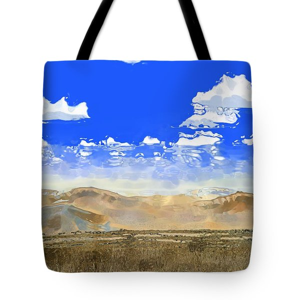 Big Country Tote Bag by Kerry Beverly