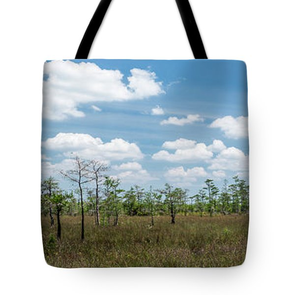 Tote Bag featuring the photograph Big Cypress Marshes by Jon Glaser