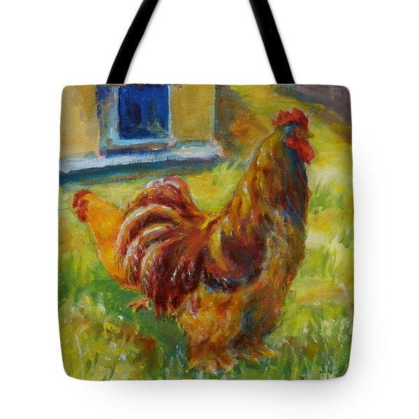 Big Daddy Tote Bag by William Reed