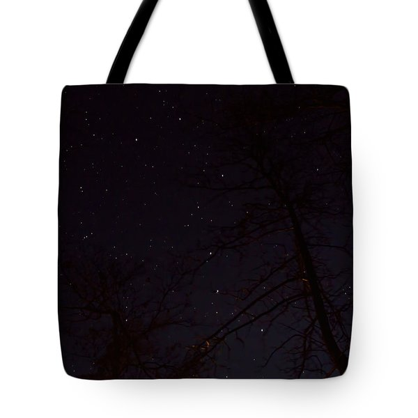 Tote Bag featuring the photograph Big Dipper by Barbara Bowen