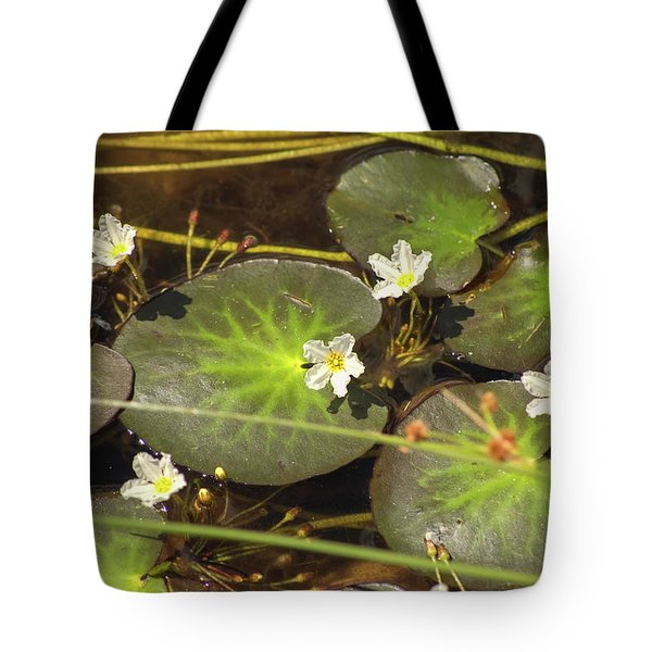 Big Floatinghearts Tote Bag