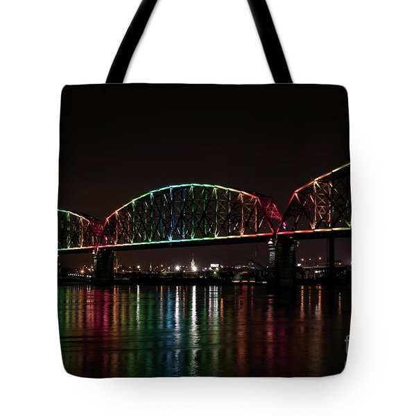 Big Four Bridge 2215 Tote Bag
