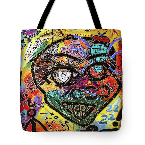 Big Games Tote Bag