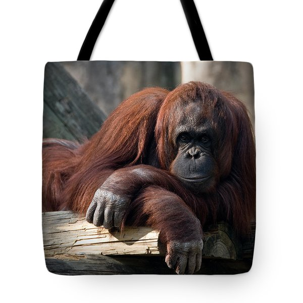 Big Hands Tote Bag