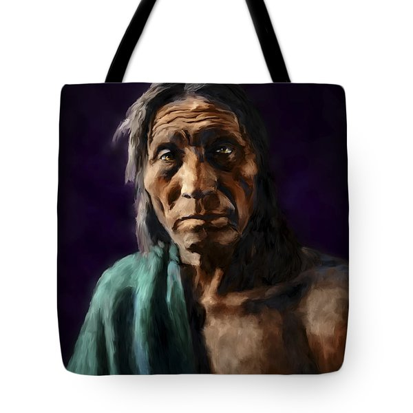 Big Head Tote Bag