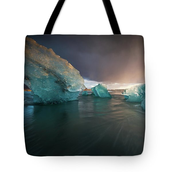 Big Ice Tote Bag